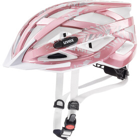 UVEX Air Wing Helmet rose/white